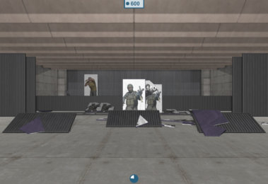 Игры тир для бизнеса ТИР электрон 6